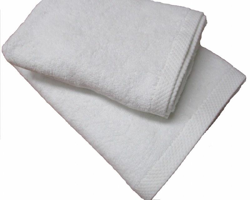 Πετσέτα 65×135εκ. 450gr/m2 Economic Line (Ύφασμα: Βαμβάκι 100%, Χρώμα: Λευκό) – OEM – 5201847008702