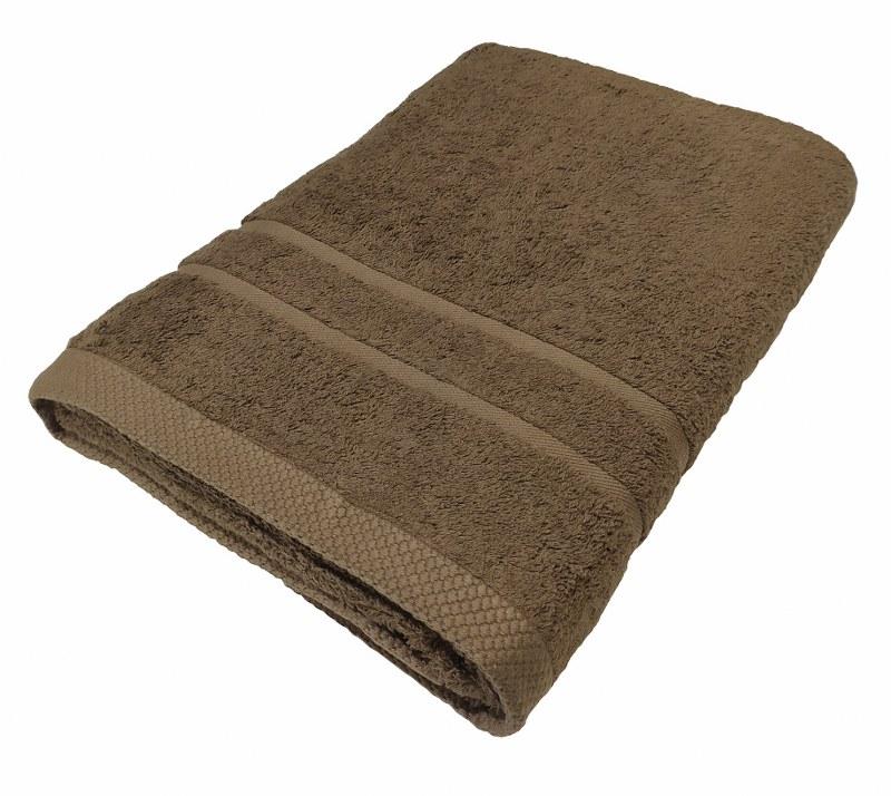 Πετσέτα Πισίνας 80×145εκ. 600gr/m2 Pool Luxury Line Brown (Ύφασμα: Βαμβάκι 100%, Χρώμα: Καφέ) – OEM – 5201847550009-6