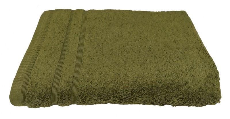 Πετσέτα Πισίνας 75×145εκ. 500gr/m2 Pool Standard Line Army Green (Ύφασμα: Βαμβάκι 100%, Χρώμα: Χακί) – OEM – 5201847311198-7