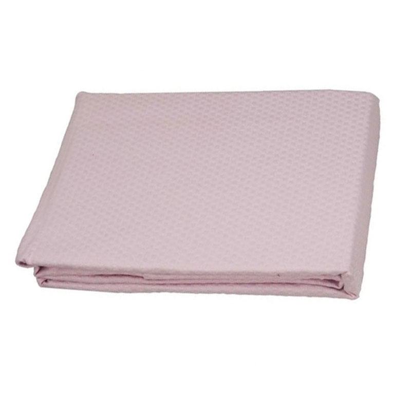 Κουβέρτα Πικέ 250×245εκ. Sanforized Pink (Ύφασμα: Βαμβάκι 100%, Χρώμα: Ροζ) – OEM – 5201847000820-1