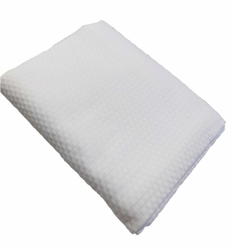 Κουβέρτα Πικέ 250x230εκ. Sanforized White (Ύφασμα: Βαμβάκι 100%, Χρώμα: Λευκό) - OEM - 5201847000820-6