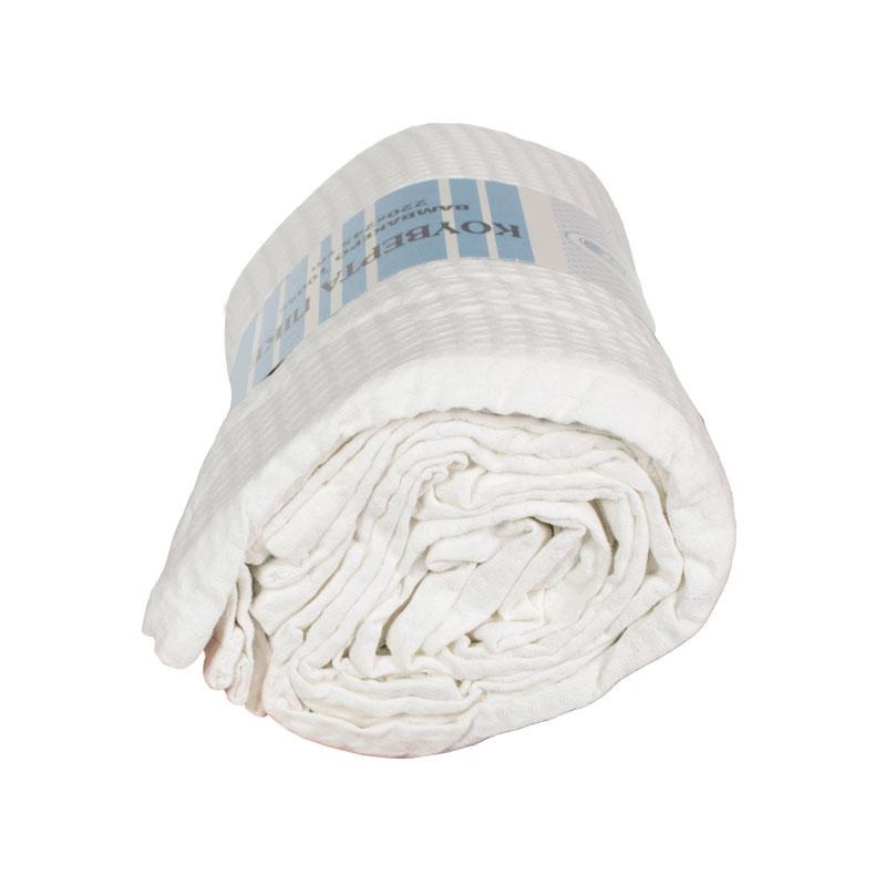 Κουβέρτα Πικέ 160×245εκ. White (Ύφασμα: Βαμβάκι 100%, Χρώμα: Λευκό) – OEM – 5201847006056