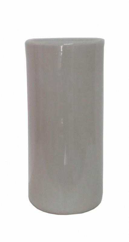 Ομπρελοθήκη Κεραμική-Πορσελάνης PAPSHOP 20×44εκ. CH24 (Υλικό: Κεραμικό, Χρώμα: Λευκό) – PAPADIMITRIOU INTERIOR PAPSHOP – CH24