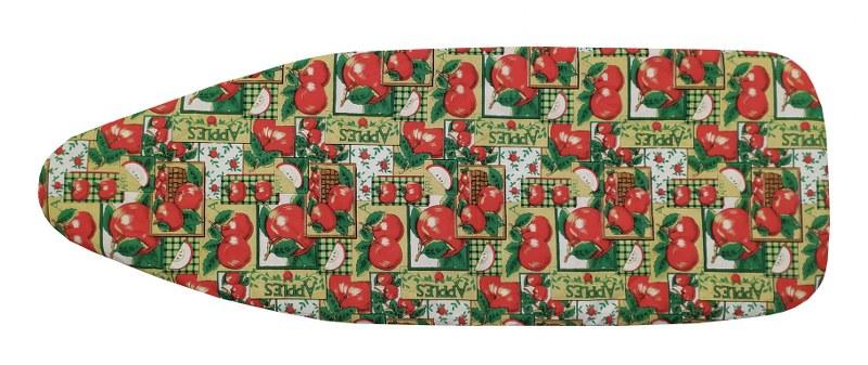 Σιδερόπανο 140×50εκ. Polycotton Red Apples (Χρώμα: Κόκκινο) – KOMVOS HOME – 7006148-7