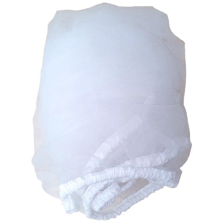 Κουνουπιέρα Παρκοκρέβατου Nylon 90×160εκ. White (Υλικό: Nylon, Χρώμα: Λευκό) – Ο Κόσμος του Μωρού – 5205626892045