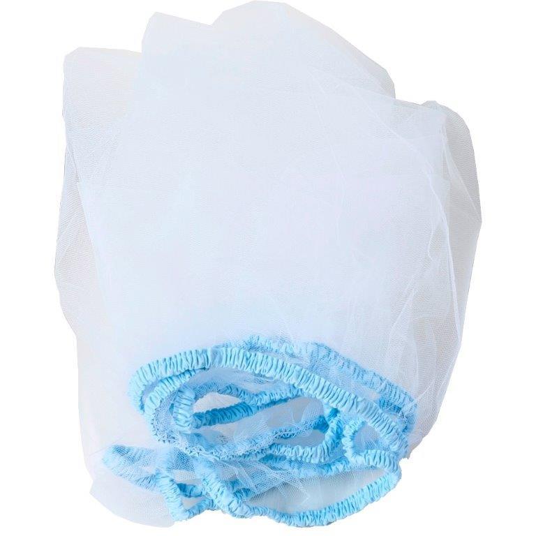 Κουνουπιέρα Παρκοκρέβατου Nylon 90×160εκ. Siel (Υλικό: Nylon, Χρώμα: Λευκό) – Ο Κόσμος του Μωρού – 5205626892021