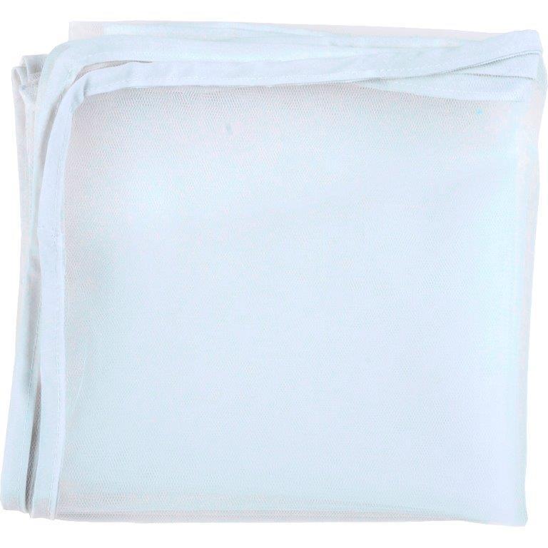 Κουνουπιέρα Πορτ-Μπεμπέ Nylon 90×110εκ. 0662 (Υλικό: Nylon, Χρώμα: Λευκό) – Ο Κόσμος του Μωρού – 5205626006626