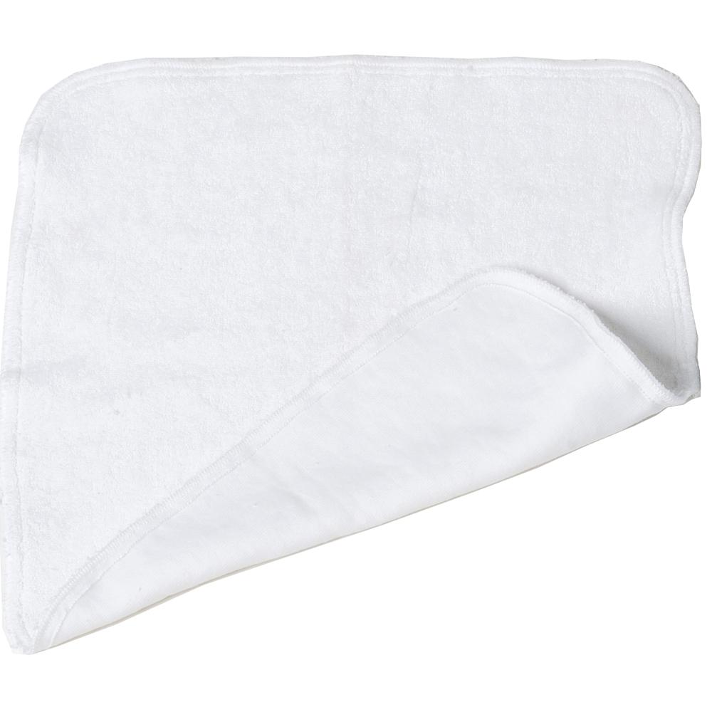 Λαβέτα 80% Βαμβάκι-20% Polyester 30×30εκ. White (Ύφασμα: 80% Cotton – 20% Polyester, Χρώμα: Λευκό) – Ο Κόσμος του Μωρού – 5205626140047