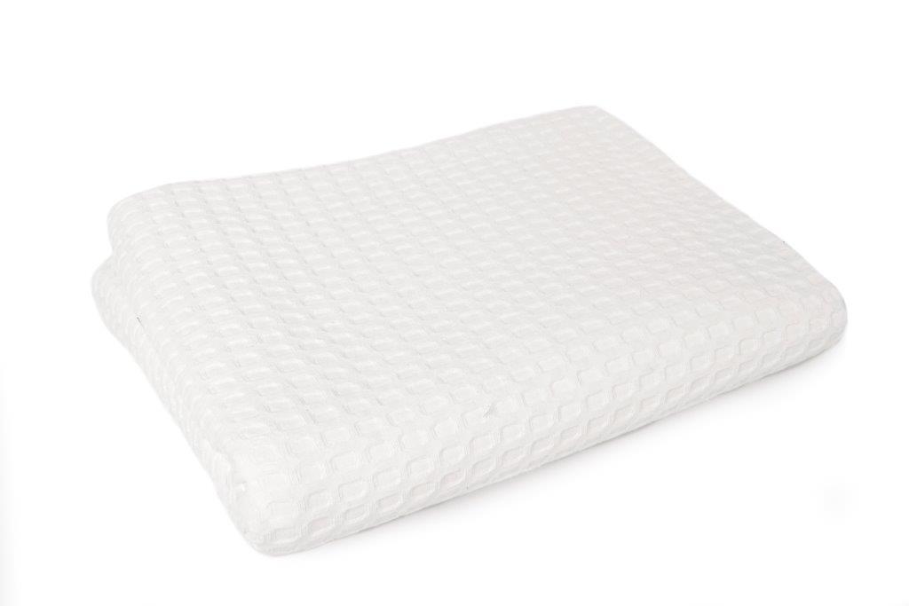Κουβέρτα Πικέ Μονή 165×255εκ. Dimcol (Ύφασμα: Βαμβάκι 100%, Χρώμα: Λευκό) – DimCol – 1930418688633517