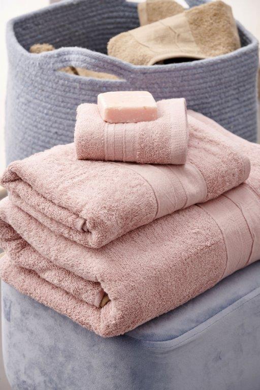 Σετ 3τμχ Πετσέτες Μπάνιου Βαμβακερές Palamaiki Cactus Pink (Ύφασμα: Βαμβάκι 100%, Χρώμα: Ροζ) – Palamaiki – 5205857199777