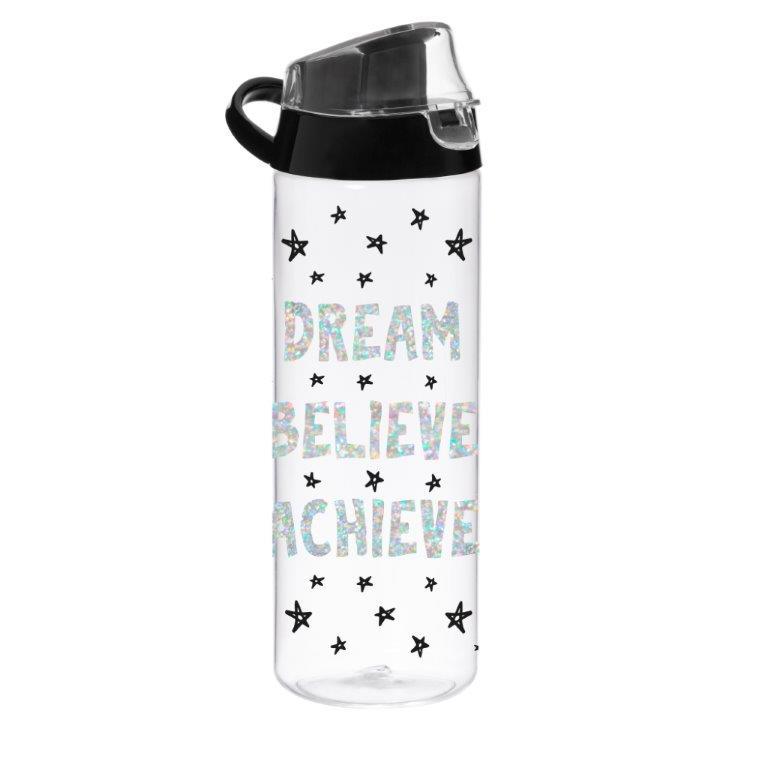 Μπουκάλι Νερού Πλαστικό 750cc Veltihome 16150 Dream Silver (Υλικό: Πλαστικό) – VELTIHOME – 16150-dream-silver