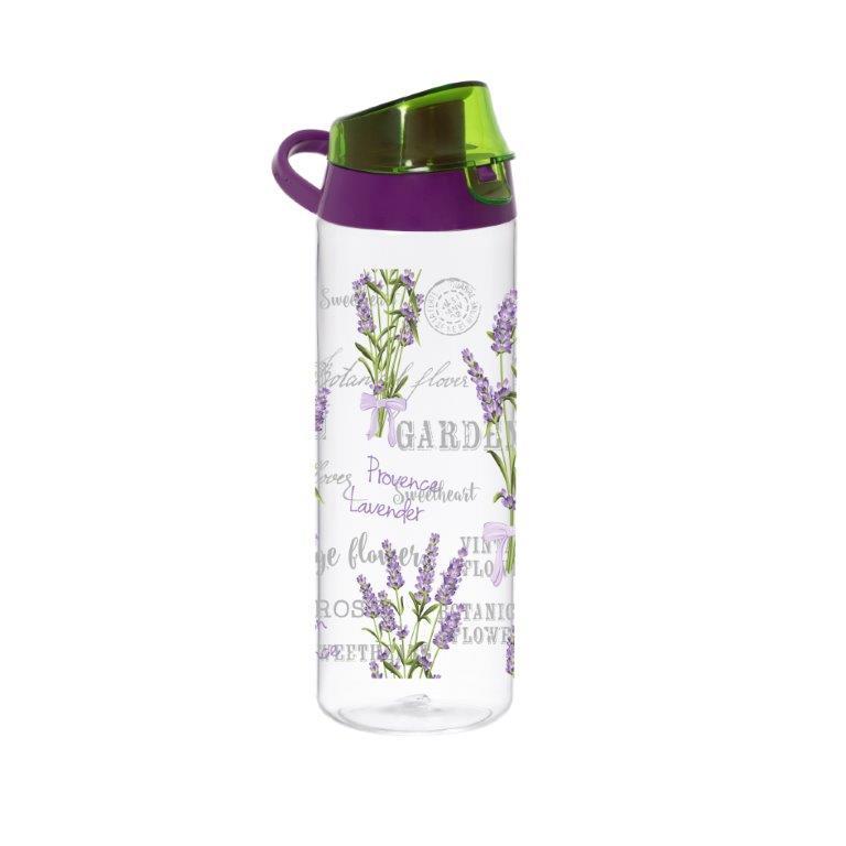Μπουκάλι Νερού Πλαστικό 750cc Veltihome 16150 Garden (Υλικό: Πλαστικό) – VELTIHOME – 16150-garden