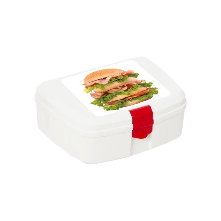 Φαγητοδοχείο Πλαστικό Lunch Veltihome 161279-005 (Υλικό: Πλαστικό, Χρώμα: Λευκό) – VELTIHOME – 161279-005