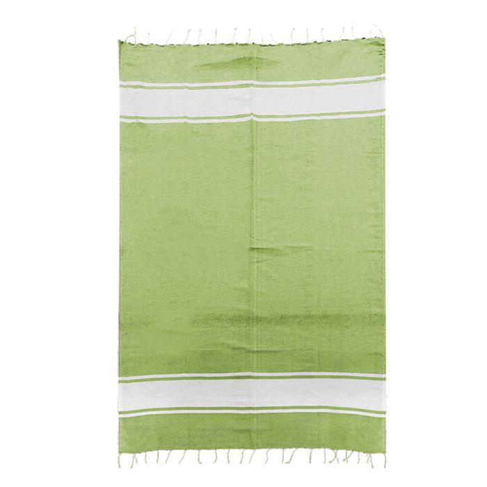 Πετσέτα Θαλάσσης Βαμβακερή Pestemal 90×180εκ. Summer Tiempo (Ύφασμα: Βαμβάκι 100%, Χρώμα: Λαχανί ) – SUMMER tiempo – 42-2396-laxani