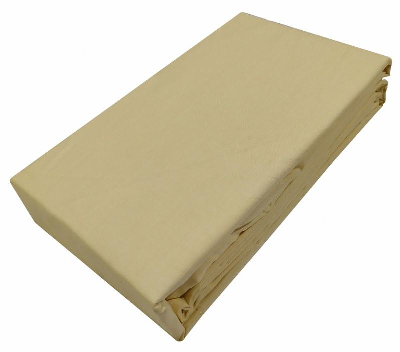 Σεντόνι Μεμονωμένο Βαμβακερό Υπέρδιπλο 220×270εκ. Le Blanc Premium Light Yellow (Ύφασμα: Βαμβάκι 100%, Χρώμα: Κίτρινο ) – Le Blanc – 7000306-17