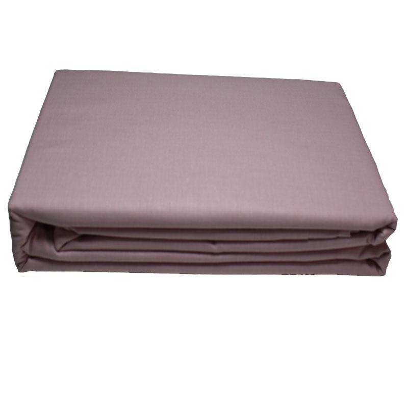 Σεντόνι Μεμονωμένο Βαμβακερό Με Λάστιχο Υπέρδιπλο 160×200+33εκ. Light Pink 24home (Ύφασμα: Βαμβάκι 100%, Χρώμα: Ροζ) – 24home.gr – 24-last-5