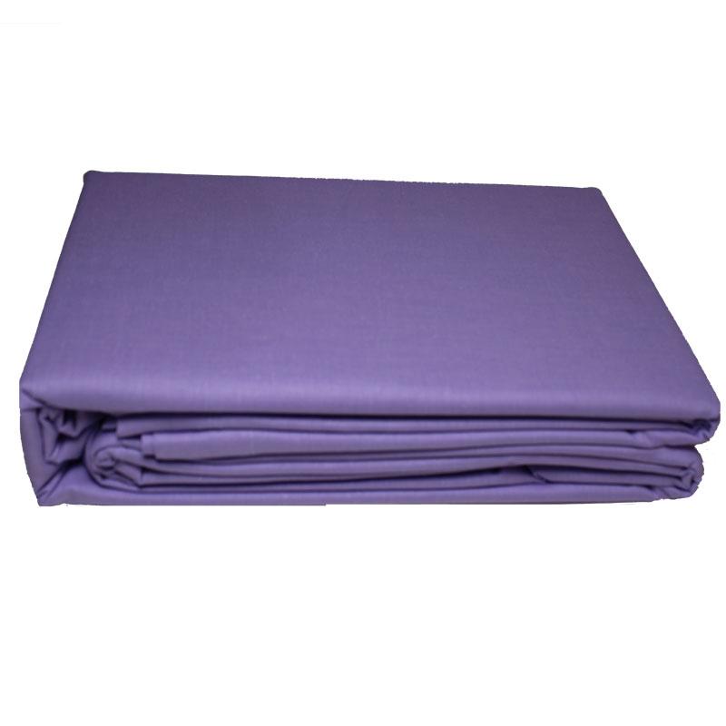 Σεντόνι Μεμονωμένο Βαμβακερό Με Λάστιχο Υπέρδιπλο 160×200+33εκ. Lilac 24home (Ύφασμα: Βαμβάκι 100%, Χρώμα: Λιλά) – 24home.gr – 24-last-6