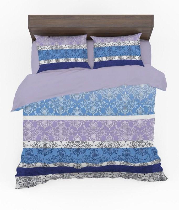 Σετ Σεντόνια Βαμβακερά Κομποζέ Υπέρδιπλά 240×270εκ. Figura Violeta 24home (Ύφασμα: Βαμβάκι 100%, Χρώμα: Ροζ) – 24home.gr – 24-figura-violeta