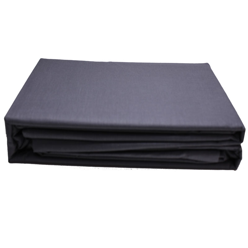 Σεντόνι Μεμονωμένο Βαμβακερό Με Λάστιχο Μονό 100×200+33εκ. Dark Grey 24home (Ύφασμα: Βαμβάκι 100%, Χρώμα: Ανθρακί) – 24home.gr – 24-mono-last-8