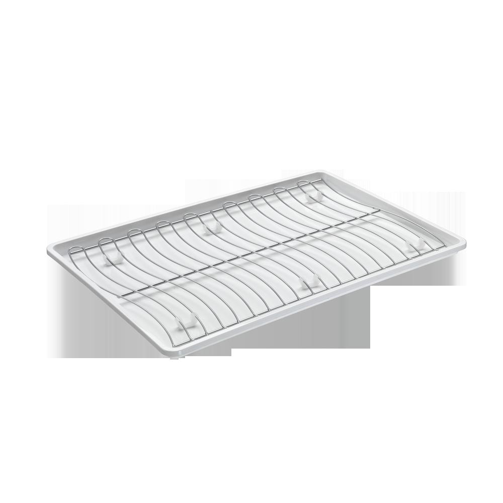 Στεγνωτήριο Πιάτων Polytherm Με Δίσκο Wave-Tex 46x31x2εκ. Metaltex – METALTEX – 320460