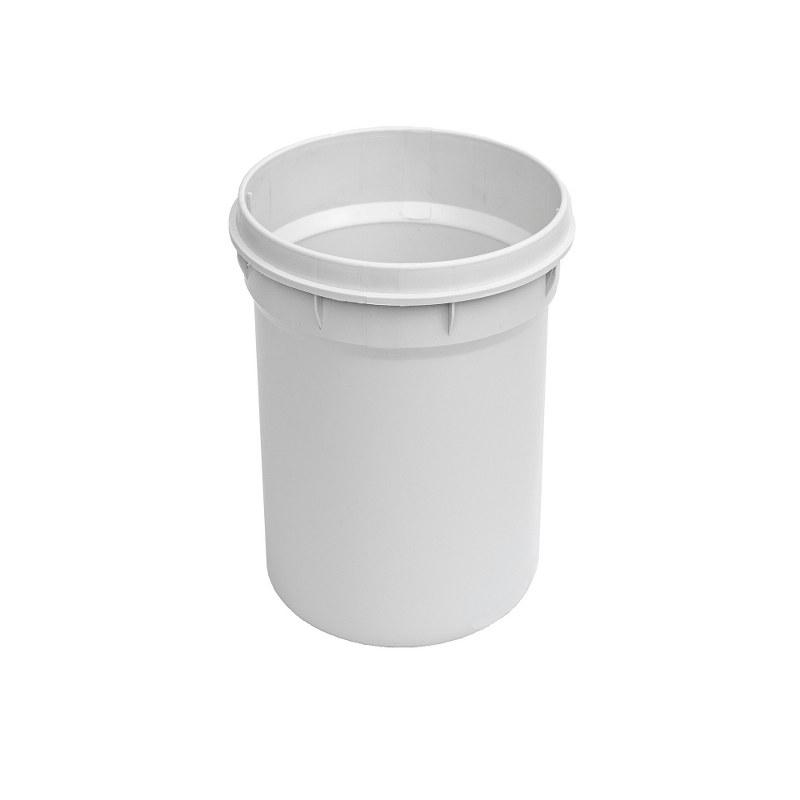 Ανταλλακτικό Εσωτερικό Πλαστικό Κουβαδάκι Pam & Co για Κάδο 3lit PB3-003 (Υλικό: Πλαστικό, Χρώμα: Λευκό) - Pam & Co - PB3-003