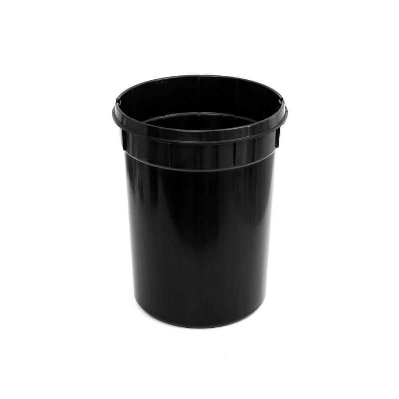 Ανταλλακτικό Εσωτερικό Πλαστικό Κουβαδάκι Pam & Co για Κάδο 8lit PB8-403 (Υλικό: Πλαστικό, Χρώμα: Μαύρο) – Pam & Co – PB8-403