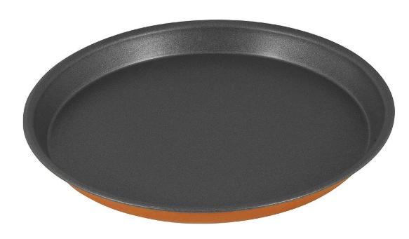 Ταψί Πιτσας Αλουμινίου Αντικολλητικό No 30 30×2εκ. Colors PAL 040.000466 Orange (Υλικό: Αλουμίνιο, Χρώμα: Πορτοκαλί) – PAL – 040.000466-orange