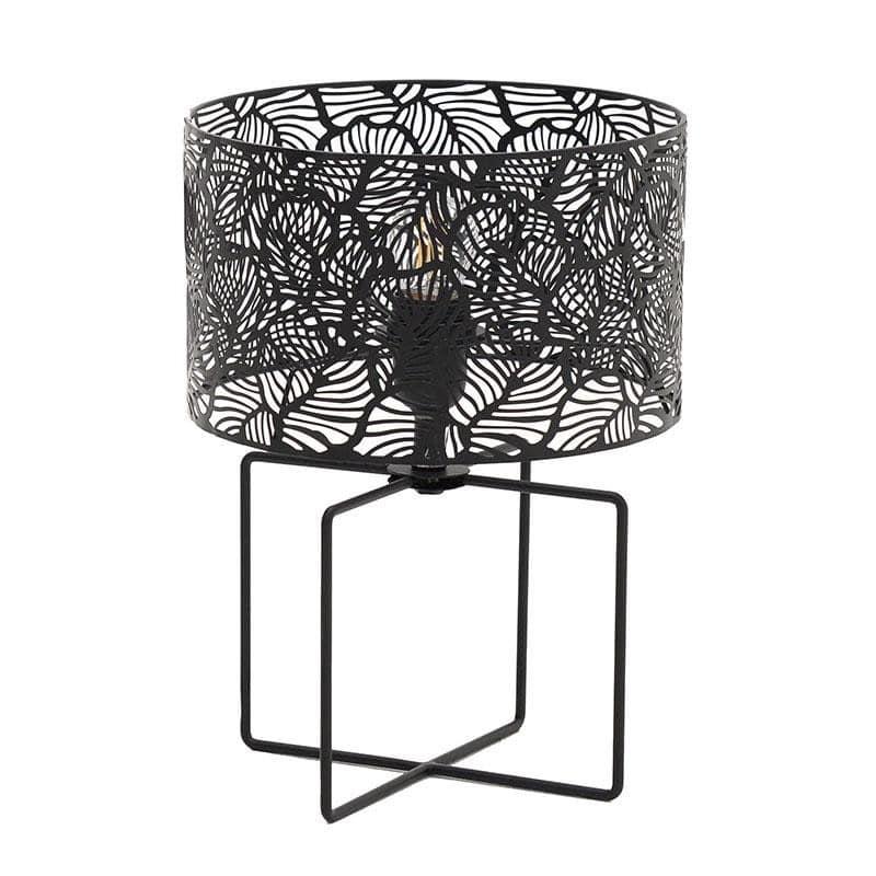 Φωτιστικό Επιτραπέζιο Μεταλλικό inart 25×35εκ. 3-15-460-0029 (Υλικό: Μεταλλικό, Χρώμα: Μαύρο) – inart – 3-15-460-0029