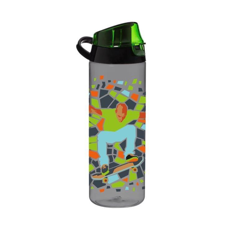 Μπουκάλι Νερού Πλαστικό 750cc Veltihome 161506-002 (Υλικό: Πλαστικό) – VELTIHOME – 161506-002