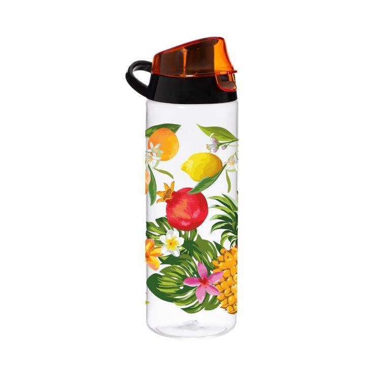 Μπουκάλι Νερού Πλαστικό 750cc Veltihome 161506-024 (Υλικό: Πλαστικό) – VELTIHOME – 161506-024