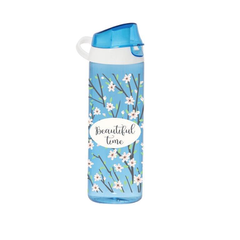 Μπουκάλι Νερού Πλαστικό 750cc Veltihome 161506-035 (Υλικό: Πλαστικό) – VELTIHOME – 161506-035