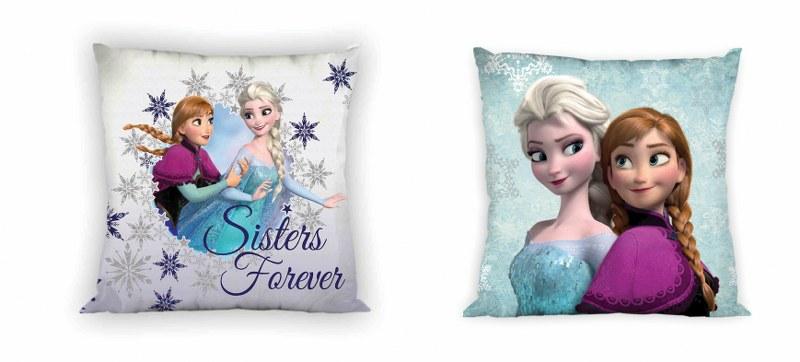 Μαξιλάρι Διακοσμητικό Polyester 40×40εκ. Frozen 06 Digital Print Disney Dimcol (Ύφασμα: Polyester) – Disney – 2120622600600699