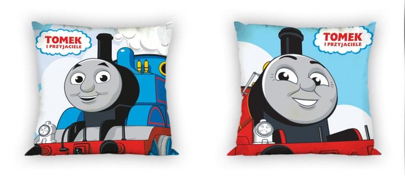 Μαξιλάρι Διακοσμητικό Polyester 40×40εκ. Thomas 14 Digital Print Disney Dimcol (Ύφασμα: Polyester) – Disney – 2120622616101499