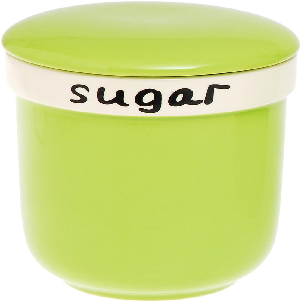 Βάζο για Ζάχαρη Κεραμικό Πράσινο – OEM – 4-CCH1056/SG
