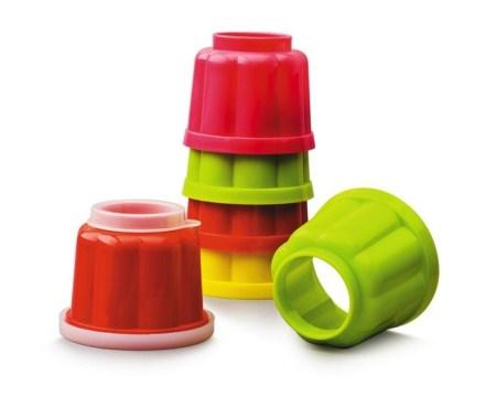 Φορμάκια Σετ 6τμχ Πλαστικά Veltihome 58590 – VELTIHOME – 58590