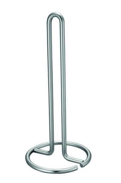 Βάση Για Ρολό Κουζίνας Nickel Εstia 14x14x32εκ. 01-1346 - estia - 01-1346 ειδη οικ  χρησησ είδη οικ  εξοπλισμού