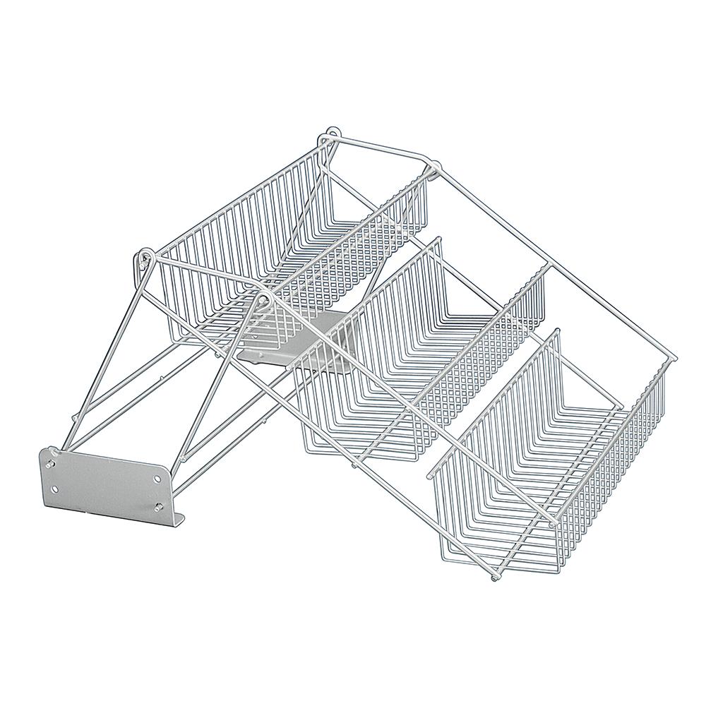 Θήκη Ντουλαπιού Για Μπαχαρικά «Up & Down» Metaltex 33x28x21εκ. 365011 – METALTEX – 365011