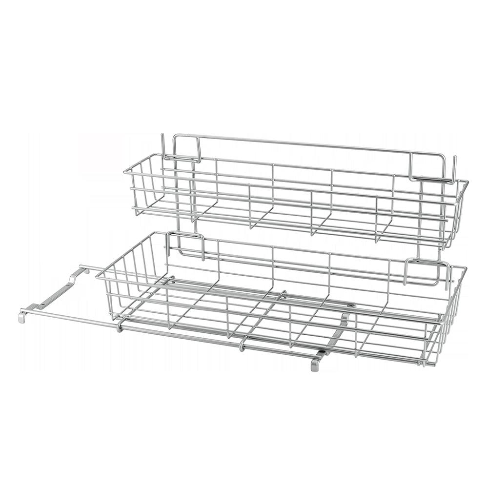 Θήκη Ντουλαπιού Αποθήκευσης «Limpio» Metaltex 20x50x28εκ. 365012 – METALTEX – 365012