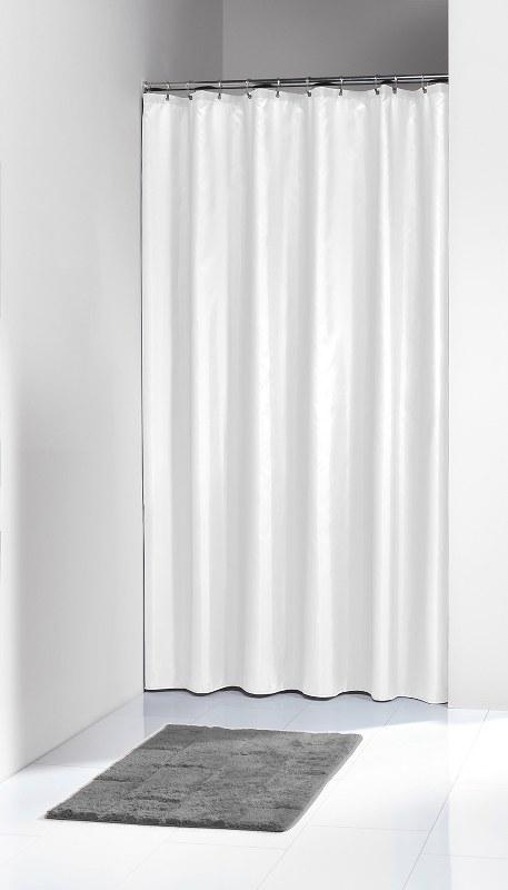 Κουρτίνα Μπάνιου Υφασμάτινη «Madeira White» 120×200εκ. Sealskin – sealskin – 238501110