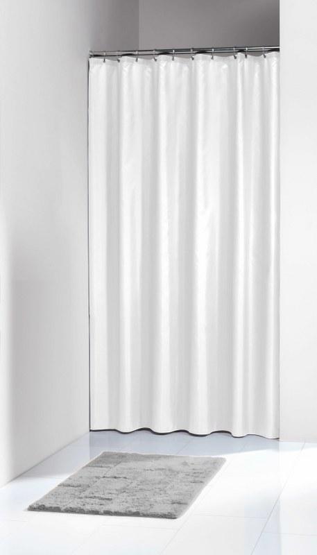 """Κουρτίνα Μπάνιου Πλαστική """"Opaque White"""" Sealskin 180×200εκ. (Υλικό: Πλαστικό) – sealskin – 202501310"""
