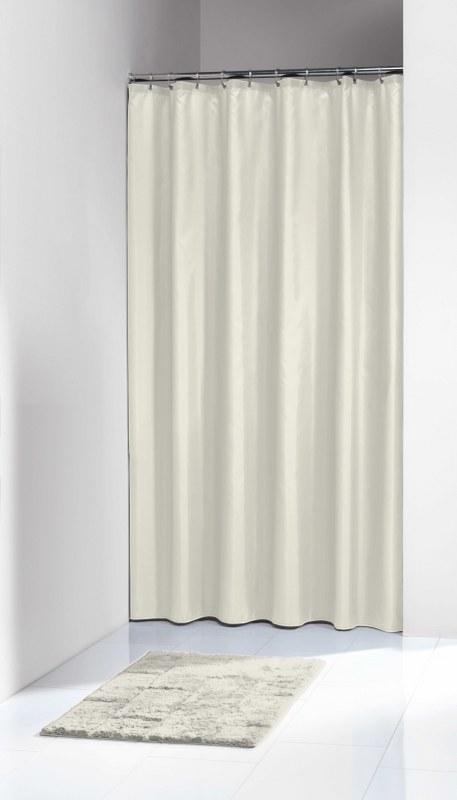 Κουρτίνα Μπάνιου Πλαστική «Opaque Ecru» Sealskin 180×200εκ. – sealskin – 66212501365