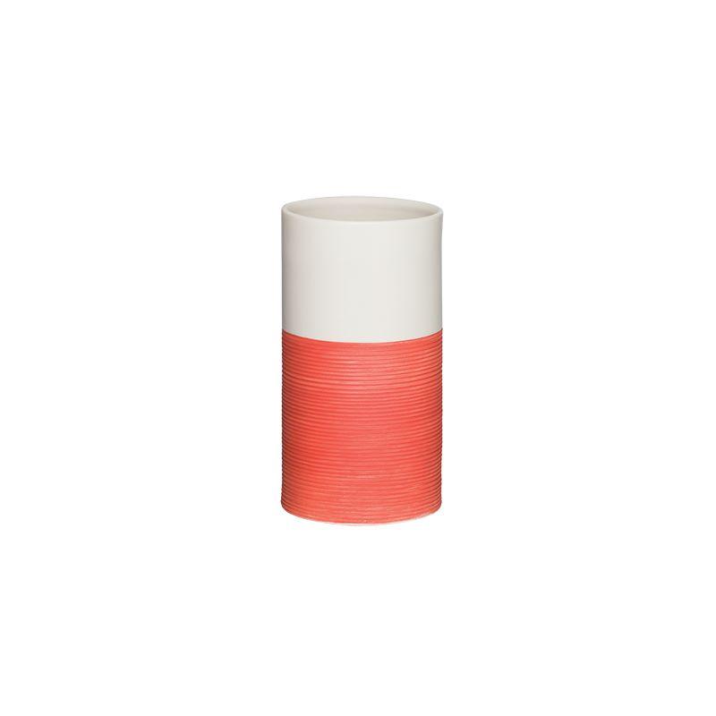 """Ποτηροθήκη """"Doppio"""" Πορσελάνης Coral Sealskin 361840446 (Υλικό: Πορσελάνη) – sealskin – 361840446"""