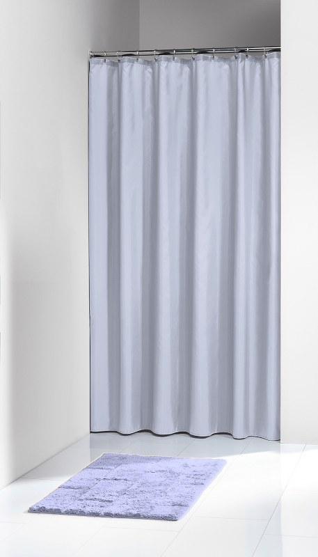 """Κουρτίνα Μπάνιου Πλαστική """"Granada Pastel Blue"""" Sealskin 180x200εκ. (Υλικό: Πλαστικό) - sealskin - 217001320"""
