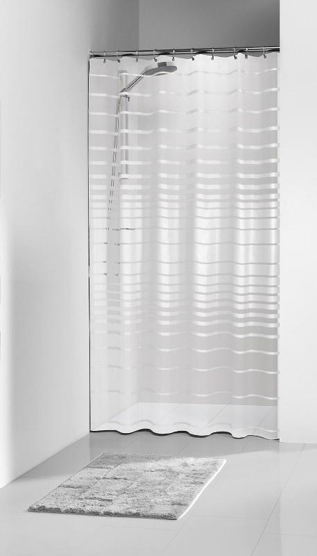 Κουρτίνα Μπάνιου Πλαστική «Screen White» Sealskin 180×200εκ. – sealskin – 210491300