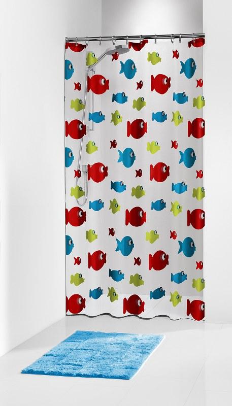 Κουρτίνα Μπάνιου Πλαστική «Sebastian Μulti» Sealskin 180×200εκ. – sealskin – 210681303