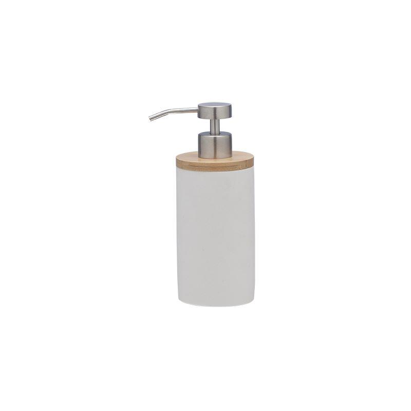 Ντισπένσερ «Grace» Polyresin Bamboo Sand Sealskin 361910210 – sealskin – 361910210