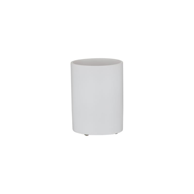"""Ποτηροθήκη """"Pure"""" Polyresin White Sealskin 361950410 (Υλικό: Polyresin) – sealskin – 361950410"""