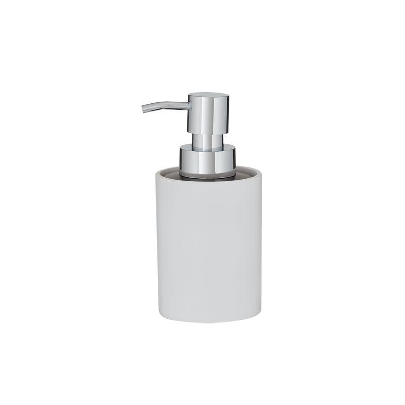"""Ντισπένσερ """"Pure"""" Polyresin White Sealskin 361950210 (Υλικό: Polyresin) – sealskin – 361950210"""
