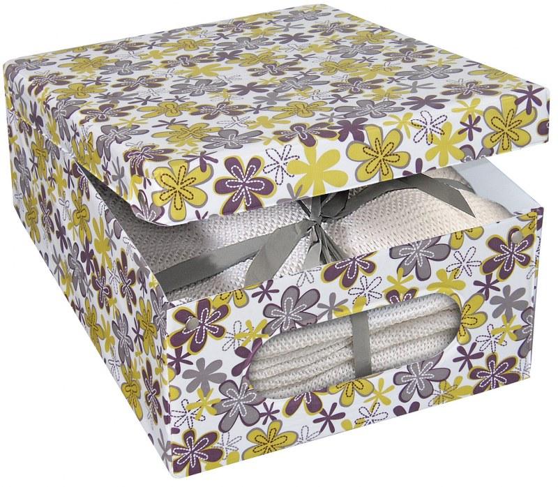 Κουτί Φύλαξης «Anemone» 48x36x19εκ. 322001 – ORDINETT – 322001