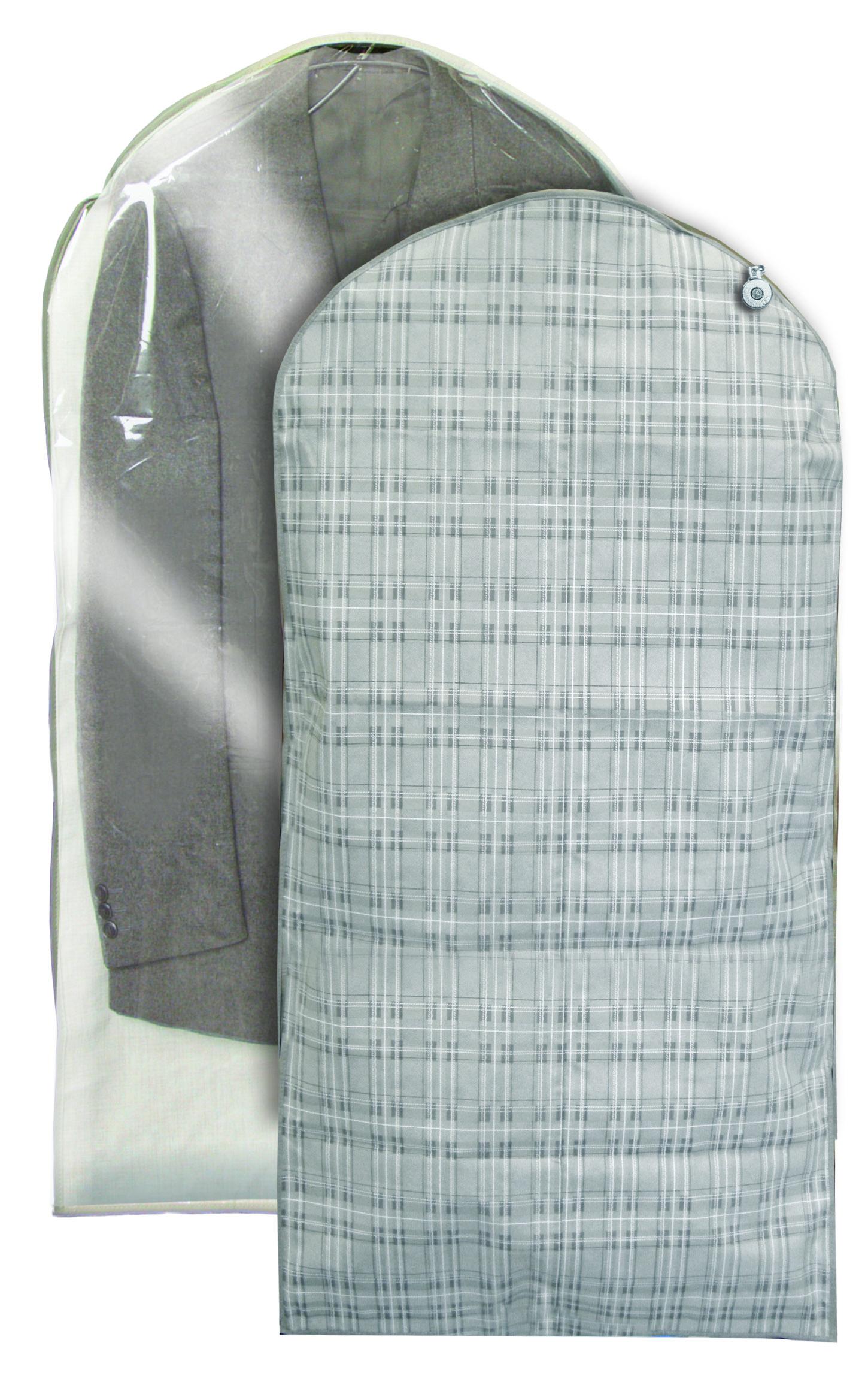 Σάκος Φύλαξης Παλτού-Φορέματος 60×135εκ. 68020 – ORDINETT – 68020